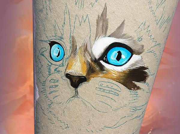 Zuckertuete-Katze1